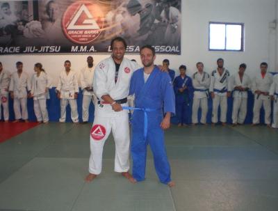 Faixa Azul BJJ 2011-06-15